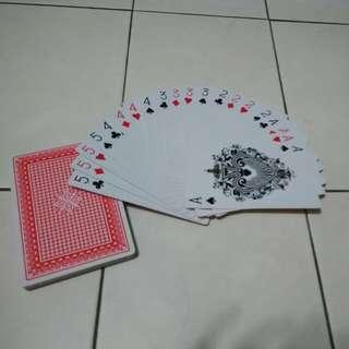 特大號撲克牌