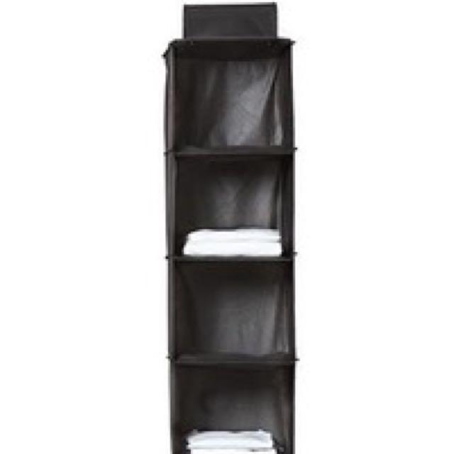 6 Shelf Wardrobe Storage