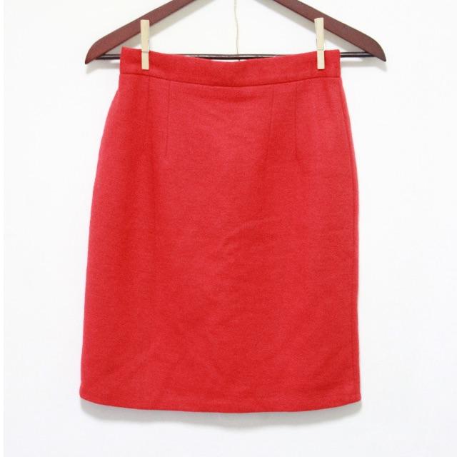 冬天款鋪棉窄裙