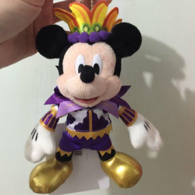 東京 迪士尼 2015 夏 米奇 吊飾 站姿