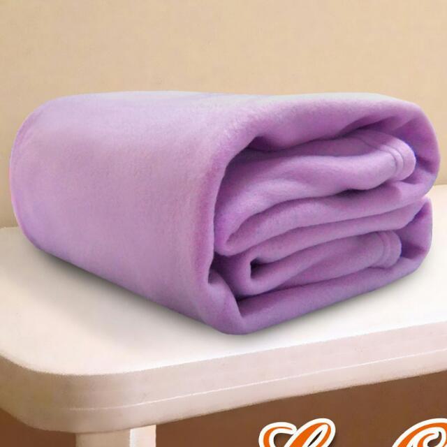 冷氣毯/ 紫蘿蘭色/  LooCa/隨身被