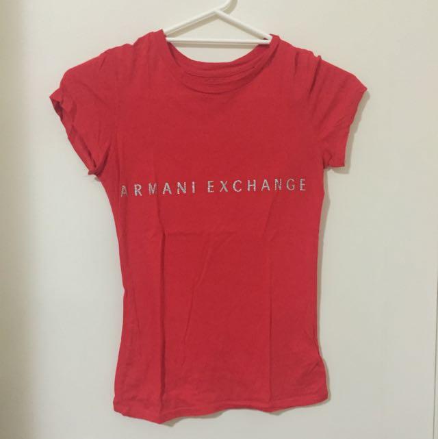 A|X Red Tshirt