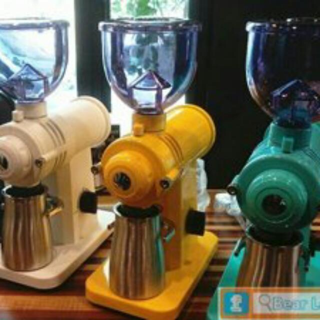 ※Bear Love貝勒拉芙※咖啡分子 鬼齒 磨豆機 6大強項(俗稱 小鋼炮)送毛刷,購買2台以上有優惠