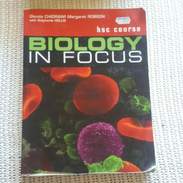 Biology In Focus Hsc Textbook