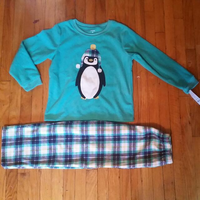 Carter's Pajama Set Size 6