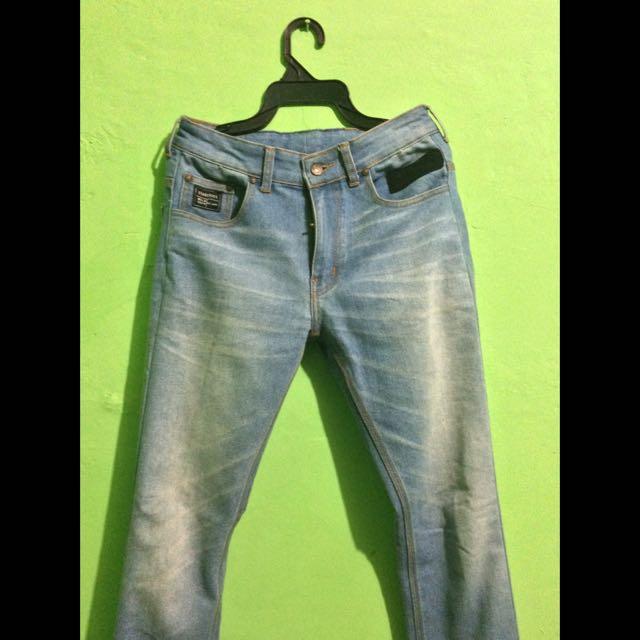 Celana Denim Starcross Blue Original