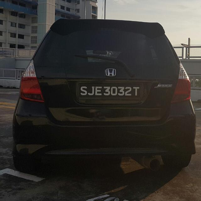 Cheapest Honda Jazz