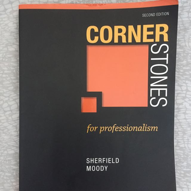 Cornerstones for Professionalism - 2nd Edition