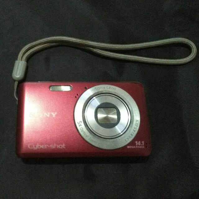 Digital Camera Sony DSC-W520 Bonus Case