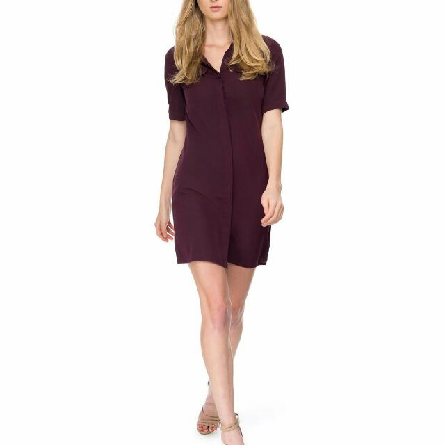 Dorothy Perkins Luxe Shirt Dress