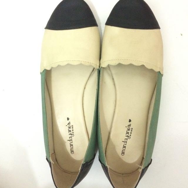 Flat Shoes Amanda Jane s By BE-BOB 09a43e1692