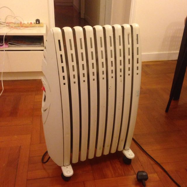 Fortress Oil Heater 充油式暖爐