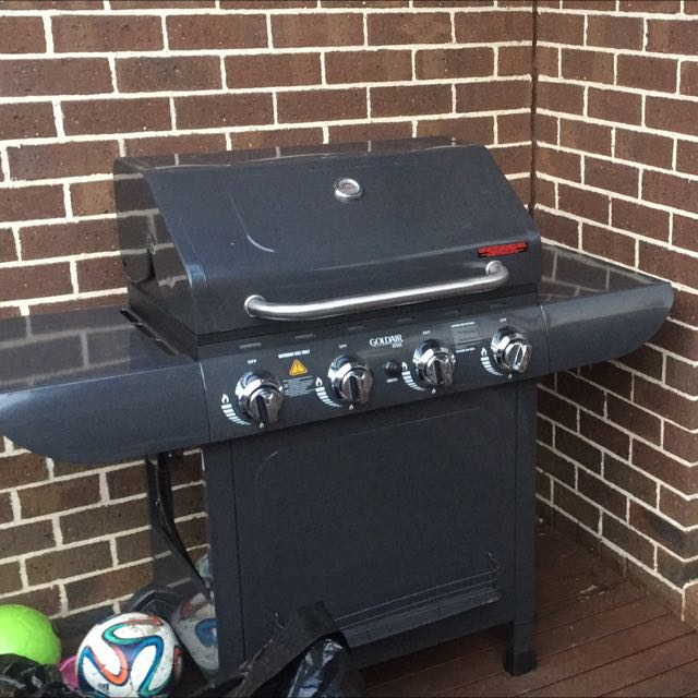 Gold air outdoor Barbecue Set [BRAND NEW]