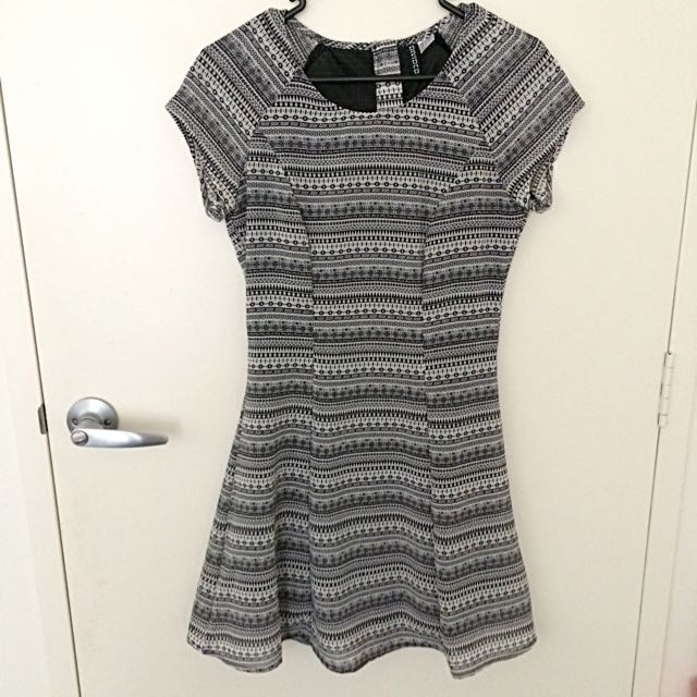 H&M Aztec Design Dress