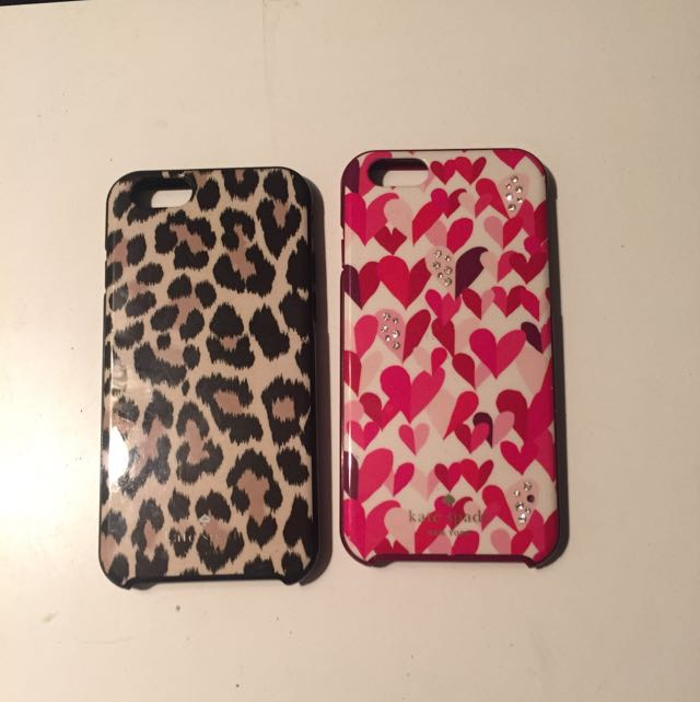iPhone 6 Kate Spade Cases