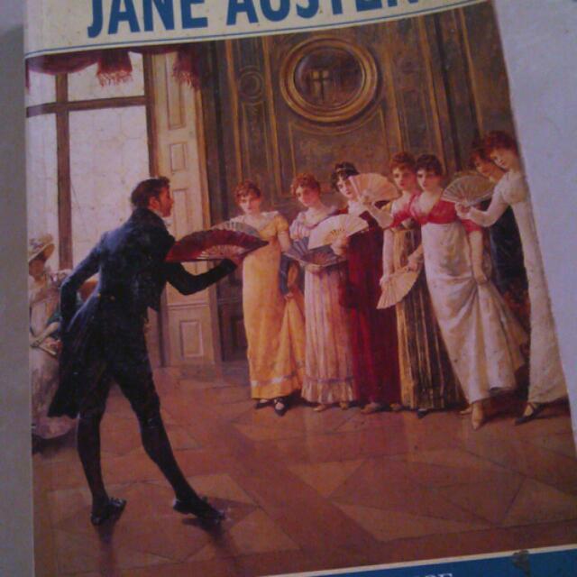 Jane Austen Volume I Paperback