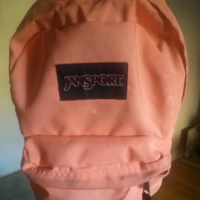 Jansport Pink Bag