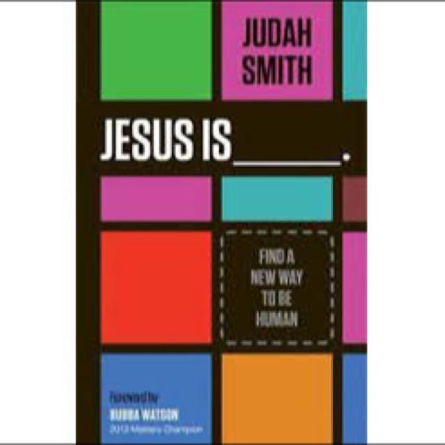 Jesus is _______