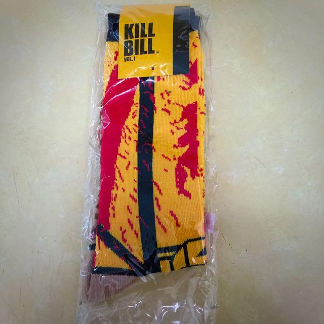 Kill Bill Volume 1 Socks