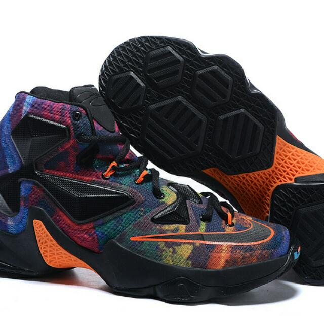 the best attitude 674e2 29830 ... italy lebron 13 akronite philosophy sports on carousell 5118f 5daab