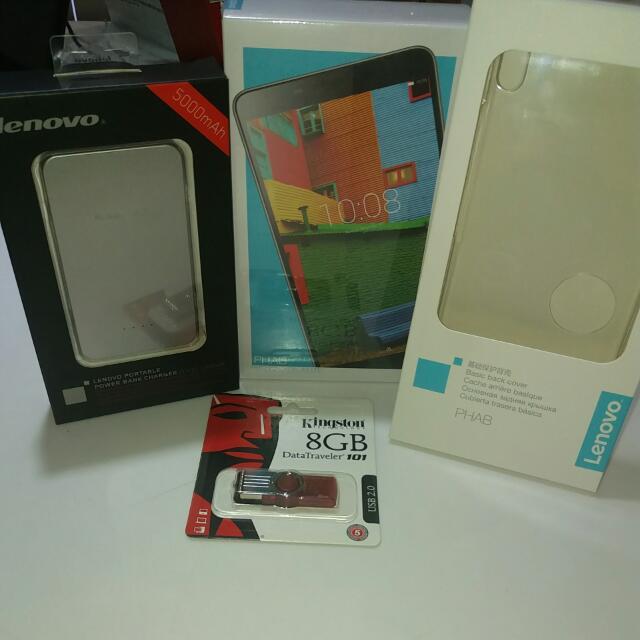 Lenovo Phab & Freebies