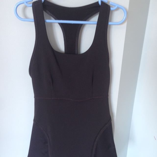 Lululemon Workout Top Black