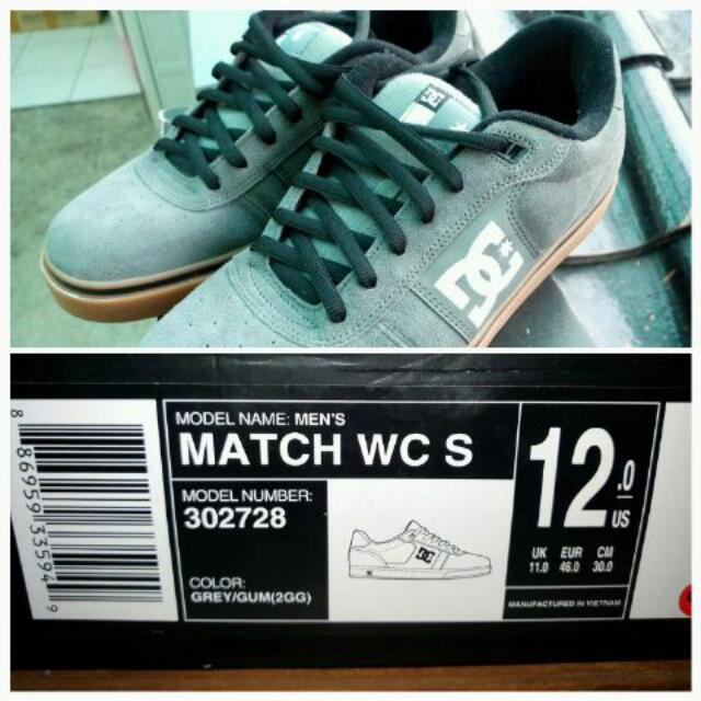 New DC Shoes Original