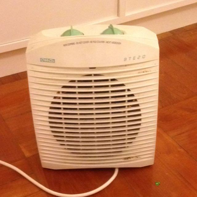 Omas Heater Fan 法國品牌暖風機