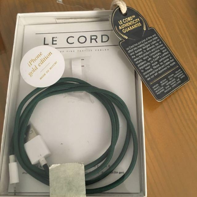 Original Le Cord