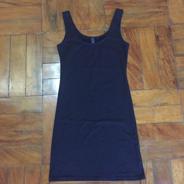 Reserved - Plain Black Dress