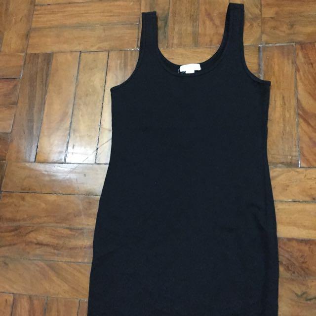 Reserved ❤️ Plain Black Dress