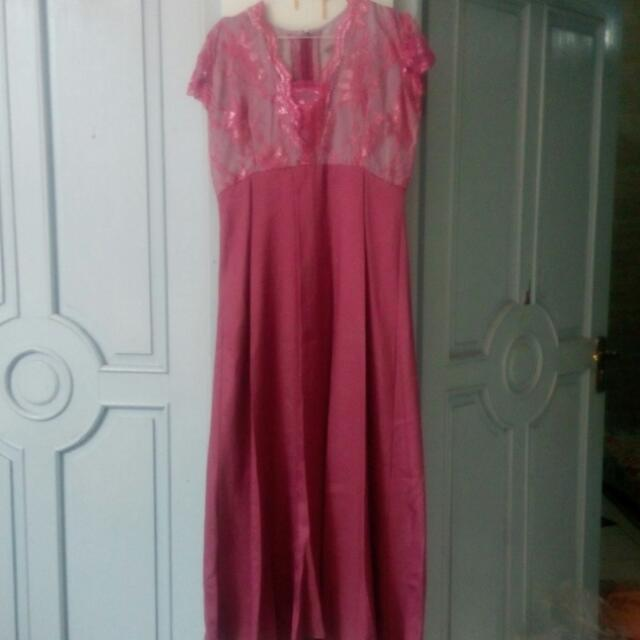 (preloved) long dress