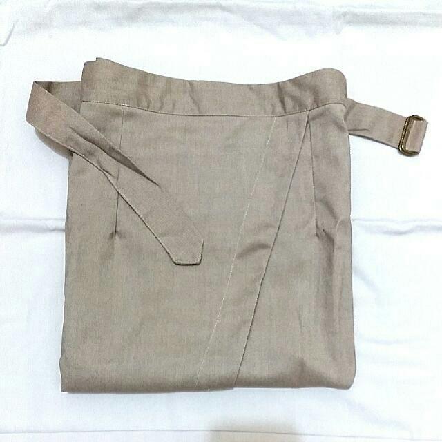 [PRELOVED] Luna Habit Slit Skirt S