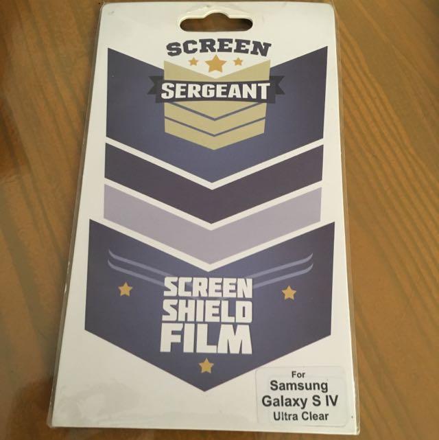 Screen Sergeant Screen Shield Film