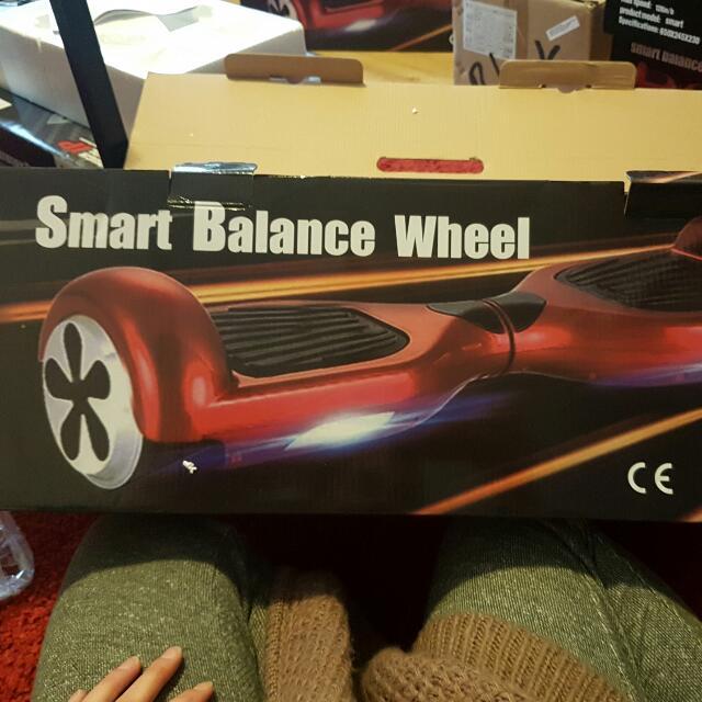 Smart Balancing Wheel