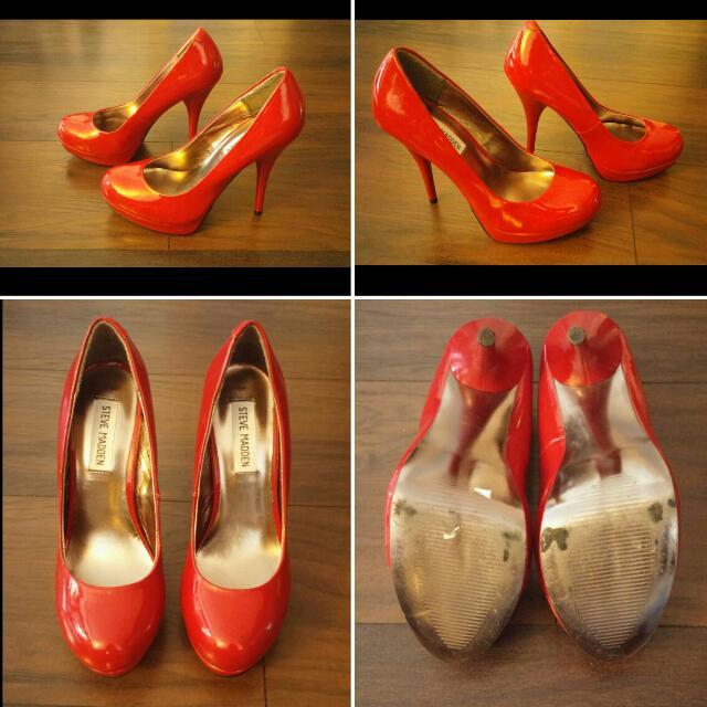 Steve Madden 7.5 Beautiful Heels 👠
