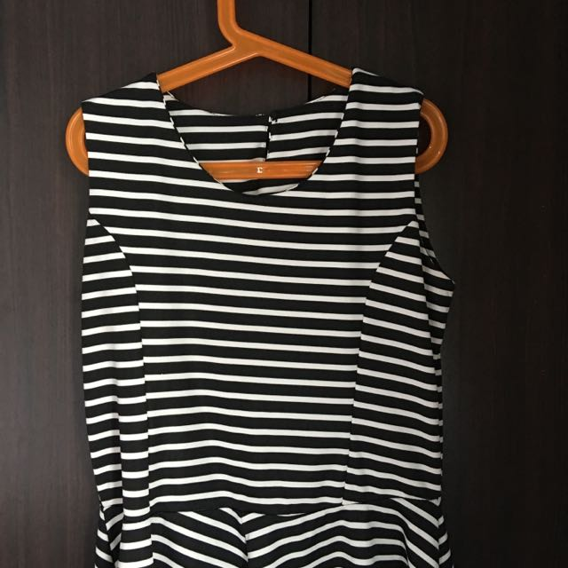 Stripes Dress For P200