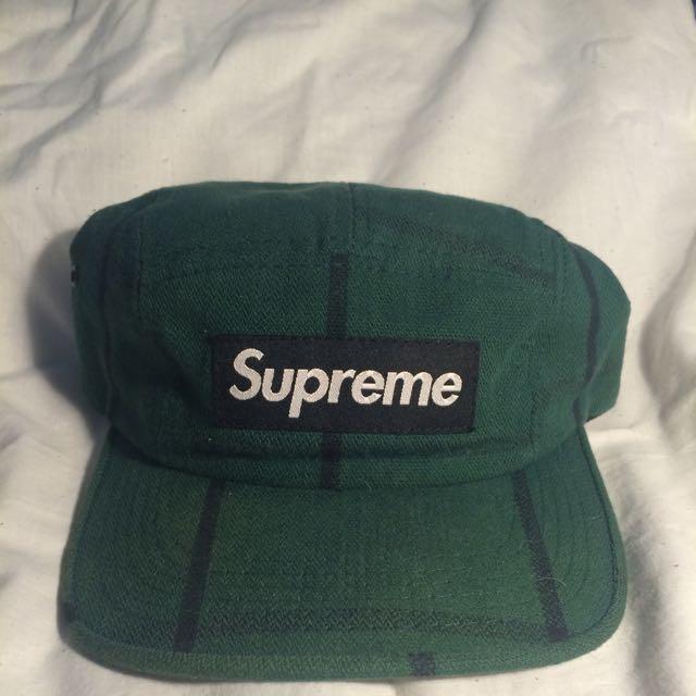 **PRICE DROP** SUPREME CAMP CAP