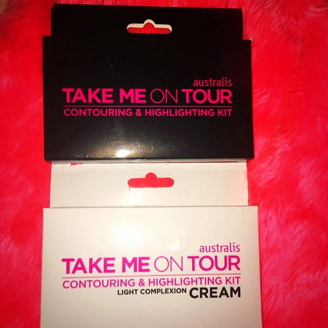 TAKE ME ON TOUR Contouring Creme