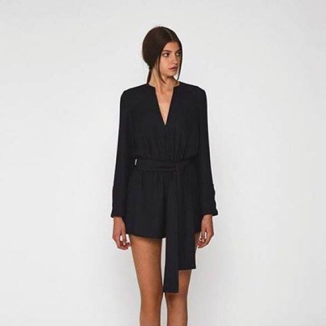 The Fifth Label Adore You Playsuit