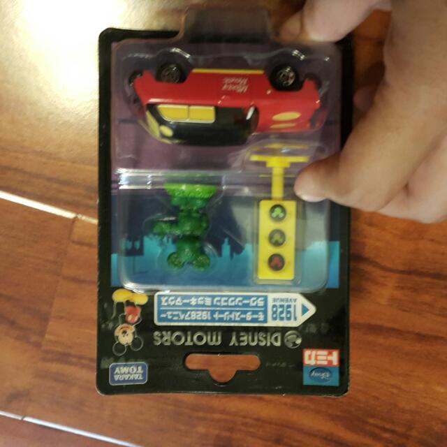 Tomy Disney 多美小汽車