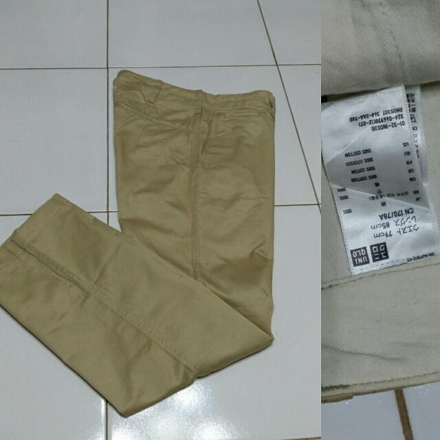 Uniqlo Original Import