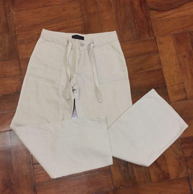 Vera Moda Canvas Pants