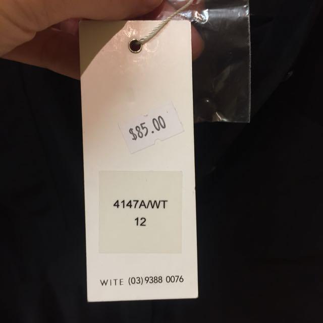 """""""White"""" Dress  Sz 12"""
