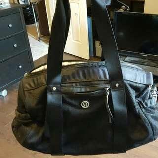 Lulu Lemon Sports Bag