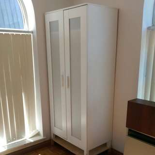Half Price Aneboda Wardrobe From Ikea