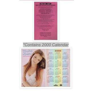 Mencari Mini Card Kad Britney Spears