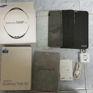 """Samsung Galaxy Tab S2 8"""" Black"""