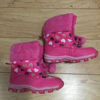 Size 6 Toddler Joe Fresh Winter Boots