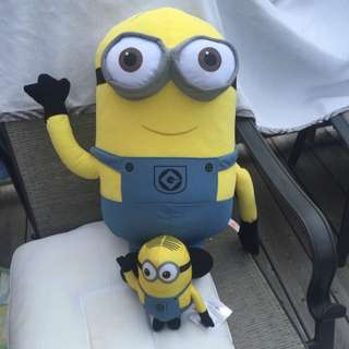 Minion Plush From CNE